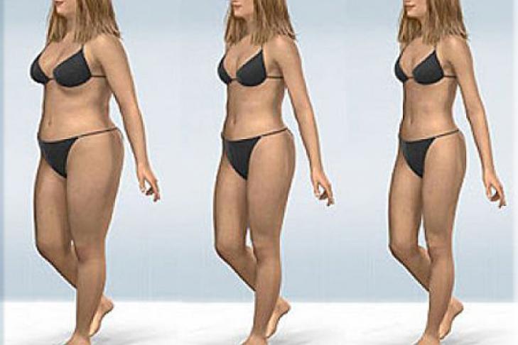 как быстро похудеть при гв