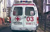 В киевском подземном переходе нашли мужчину с разбитой головой