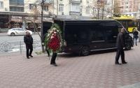 В Киеве попрощались с Давидом Черкасским