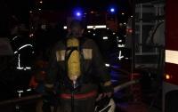 В Киеве произошел масштабный пожар на Минском рынке