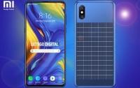 Xiaomi патентує смартфон із вбудованою сонячною батареєю