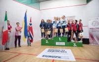 Женская сборная из Украины и мужская сборная из Швеции взяли золото на командном чемпионате Европы 2018