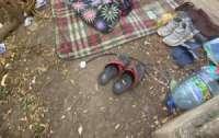 Целая семья жила в парке, пока их не заметили