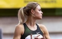 Украинская легкоатлетка завоевала серебро на этапе