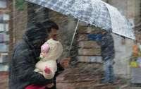 Циклон Petra в Украине: ситуация в регионах и когда ожидать усиления