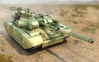Украинский танк отправили в США