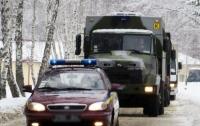Янтарная лихорадка: в Олевск направили Нацгвардию