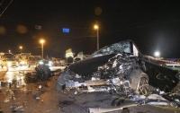 Страшное ДТП на мосту Патона: появились детали аварии
