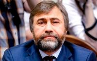 Новинский с трибуны ВР: уважаемые депутаты не подыгрывайте избирательной компании Порошенко, ему осталось не долго