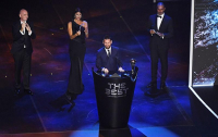 Месси признали лучшим футболистом года по версии ФИФА