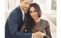 Принц Гарри и Меган Маркл опубликовали фотографии с помолвки