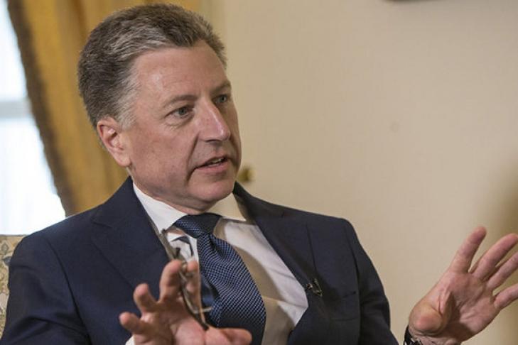 Спецпредставитель США по Украине призвал ЕС ужесточить санкции против РФ