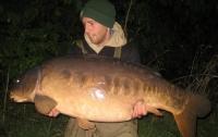 Умерла крупнейшая пресноводная рыба в Британии