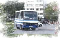 Появилось видео освобождения заложников из автобуса в Луцке