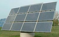 Начал работу банкомат на солнечных батареях