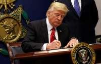 Трамп подписал однодневный бюджет США
