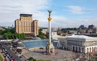 Почти 700 тысяч иностранных туристов посетили Киев за полгода