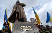 В Тернополе площадь перед налоговой назовут именем Бандеры
