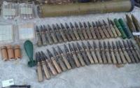 В центре Мариуполя нашли украденное в 2014 году оружие Нацгвардии