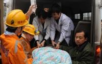 На китайском заводе от отравления газом погибли восемь человек