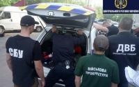 Инспектор патрульной полиции Житомира задержан на взятке