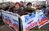 Крымские пенсионеры зажили хорошо, теперь их бесплатно подкармливают