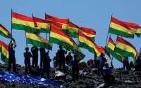 Боливия переносит выборы президента