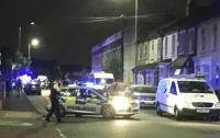 В Лондоне произошла перестрелка полиции с людьми в масках