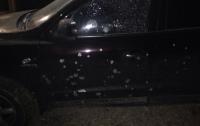 Неизвестные взорвали гранатой автомобиль на Закарпатье