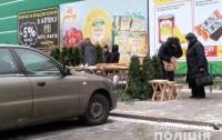 В Днепре пьяный мужчина напал на полицейского