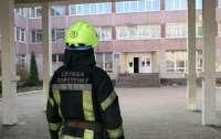 Экстренную эвакуацию детей из школ провели в Днепре