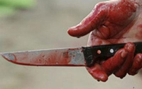 В Хмельницкой области пьяница зарезал двух школьников