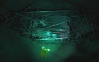 На дне Черного моря нашли древнейший неповрежденный корабль