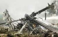 При столкновении вертолетов ВВС Афганистана погибли 15 человек