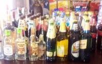 На Днепропетровщине изъяла 1300 литров алкоголя без лицензии