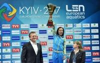 Украина стала первой на чемпионате Европы по прыжкам в воду