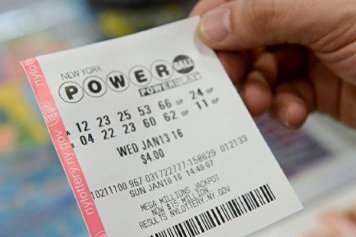 Джекпот лотереи Powerball вСША вырос дорекордных полутора млрд долларов