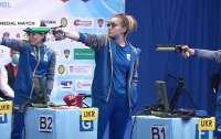 Самые меткие в Европе: сборная Украины завоевала