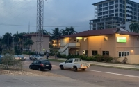 Постояльцы отеля стали жертвами вооруженного человека