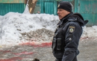 Убийство в центре Киева: появились фотороботы подозреваемых