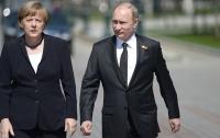 Меркель назвала главные темы встречи с Путиным