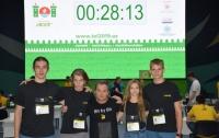 Украинские школьники завоевали четыре медали на Международной олимпиаде по информатике