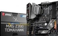 MSI готовит материнские платы на системной логике Intel Z390