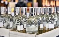 В Киеве изъяли более 26 тонн незаконного производства алкоголя