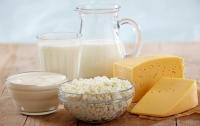 Украина за год сократила производство молока и продуктов из него