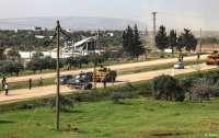 Турция и Россия провели первое совместное патрулирование в Идлибе