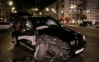 ДТП в Киеве: столкнулись четыре авто, есть пострадавшие