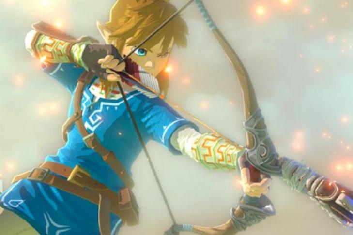 Премию залучшие игры года вручили создателям  «Легенды Зельды»
