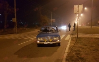 Авария в Запорожской области: пешеход пробил лобовое стекло авто