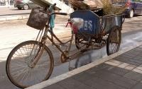 Власти Сомали не пустили в страну китайского велопутешественника